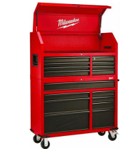 Rolling ToolBox Cabinet Chest Storage Cart Cabinets Garage ...