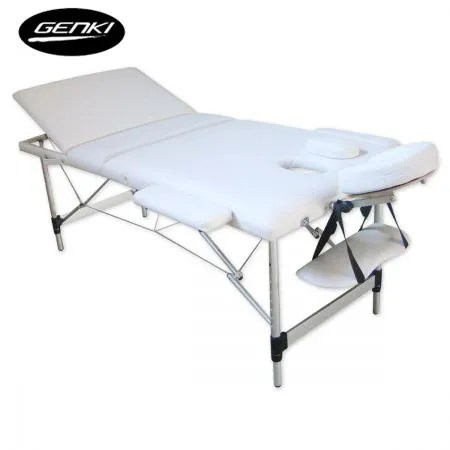 Portable Massage Table Bed Foldable Adjustable
