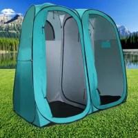 Pop-Up Twin Ensuite Tent | Crazy Sales