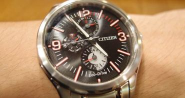 CITIZEN Eco-Drive AP4000-58E 新錶款入手!