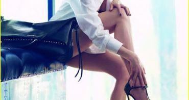 妮可基嫚Nicole Kidman為時尚品牌Jimmy Choo拍攝廣告