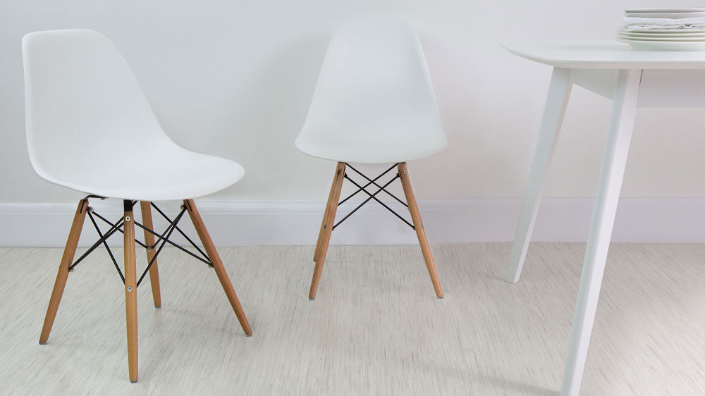 Stuhl Mit Holzbeinen Eames Dining Chair High Quality Uk Fast Delivery