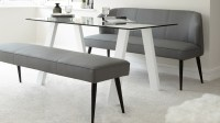Backless 3 Seater Dining Bench
