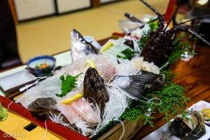 [紀伊半島4-6]料理民宿釣船魚月(うおづき)