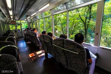[夏.京都2-5]比叡纜車(Ropeway、Cable)、叡山電車