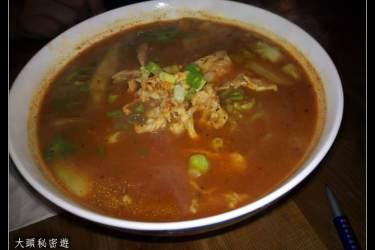 [台南]中區  異廚103麵食館