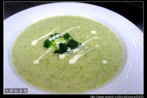 [西餐]湯類 青花菜奶油濃湯