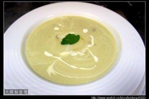 [西餐]湯類 奶油洋菇濃湯