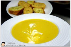 [西餐]湯類 南瓜濃湯
