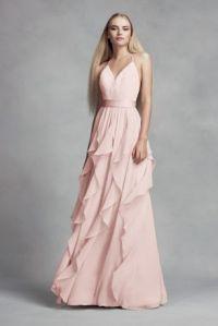 White by Vera Wang Bridesmaid Dresses | David's Bridal