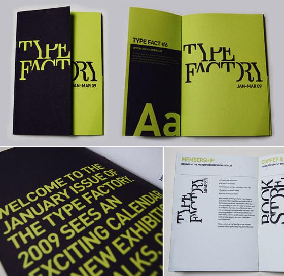 15 Creative and Unique Booklet Designs Design Swan
