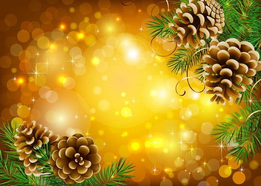 12 Beautiful Christmas Background, Merry Designswan Christmas - christmas background image