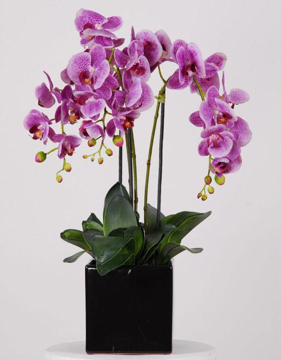 Beautiful Artificial Silk Flowers Arrangements for Home Decoration - silk arrangements for home decor