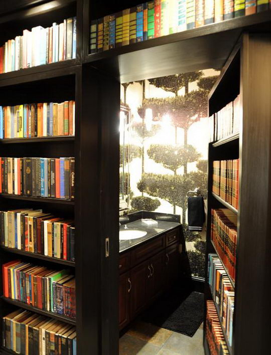 24 Beautiful and Cozy Home Library Ideas u2013 Design Swan - home library ideas