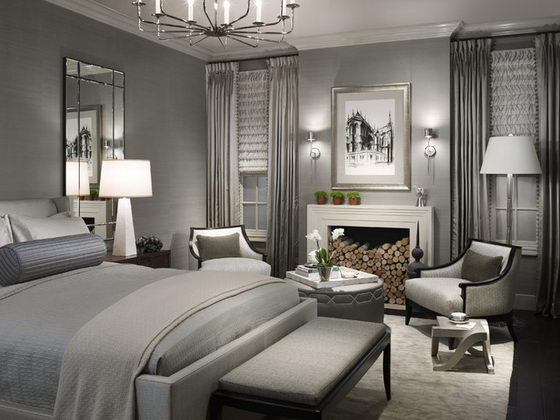 22 Beautiful and Elegant Bedroom Design Ideas u2013 Design Swan - elegant bedroom ideas