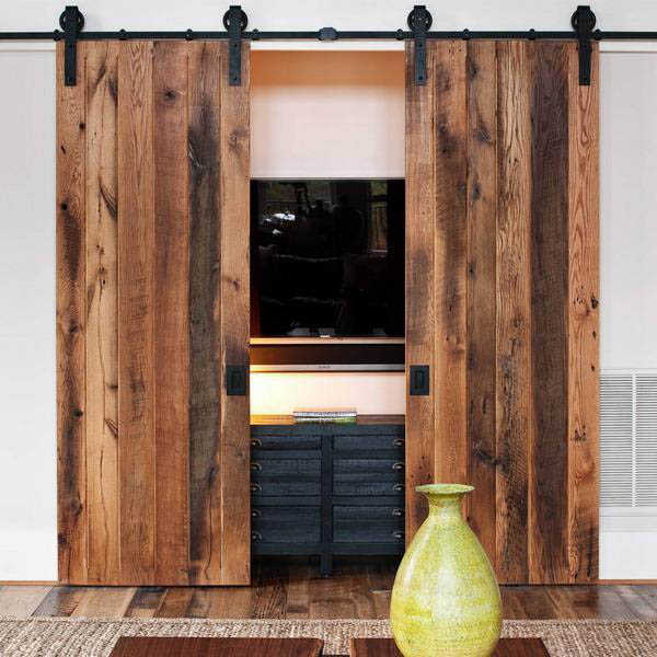 Meuble Bar Original Cleverly Use Interior Sliding Barn Doors In Your Home