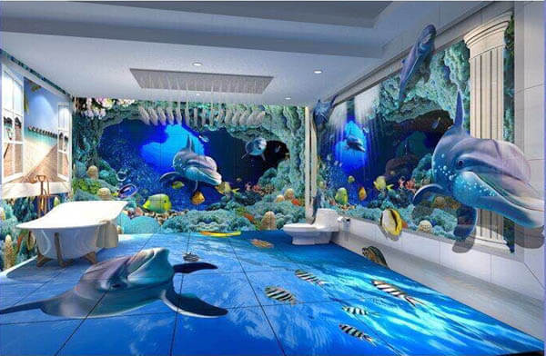 3D Flooring Good Or Bad Interior Design Trend U2013 Design Swan   Bad  Design 2016