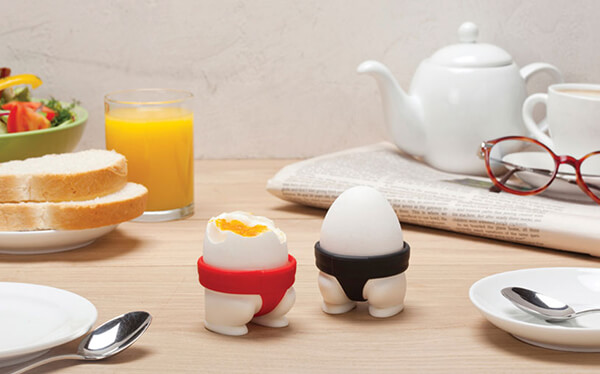 10 Playful Egg Cups Designs To Cheer Up Your Breakfast