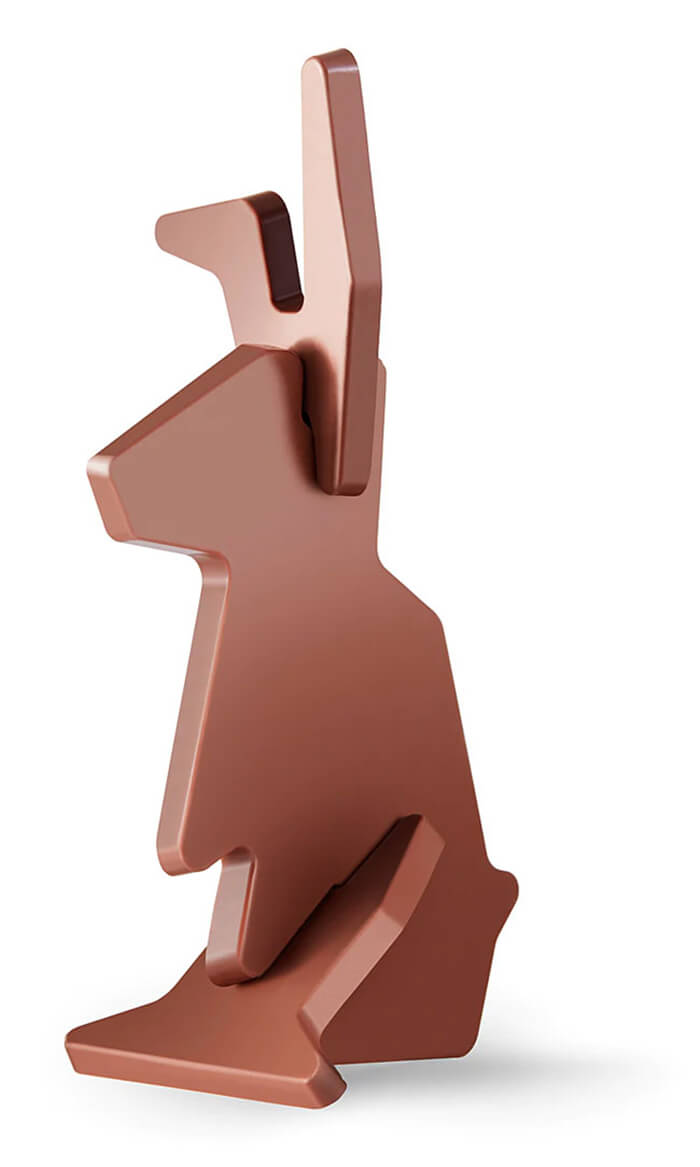 Ikea Assembly Instructions Flat-pack Self-assembly Chocolate Bunny By Ikea | Design Swan
