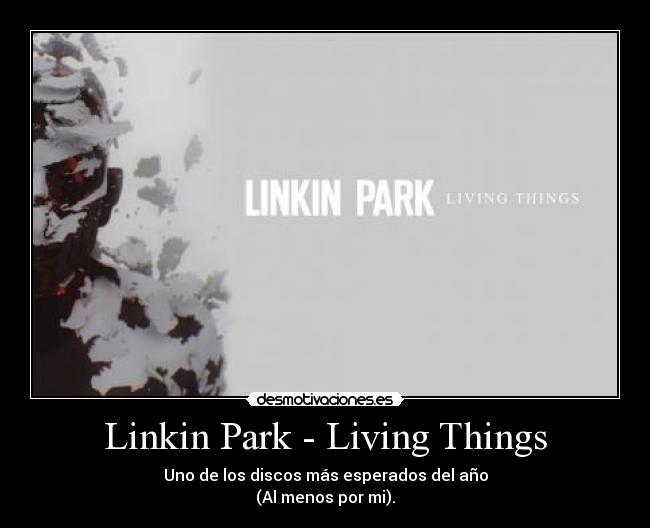 living things linkin park 2012 full album 1