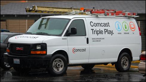 Comcast App Lets Customers Track Service Techs - InformationWeek