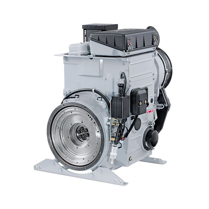 Diesel engine / 2-cylinder / direct injection / air-cooled - 2M41