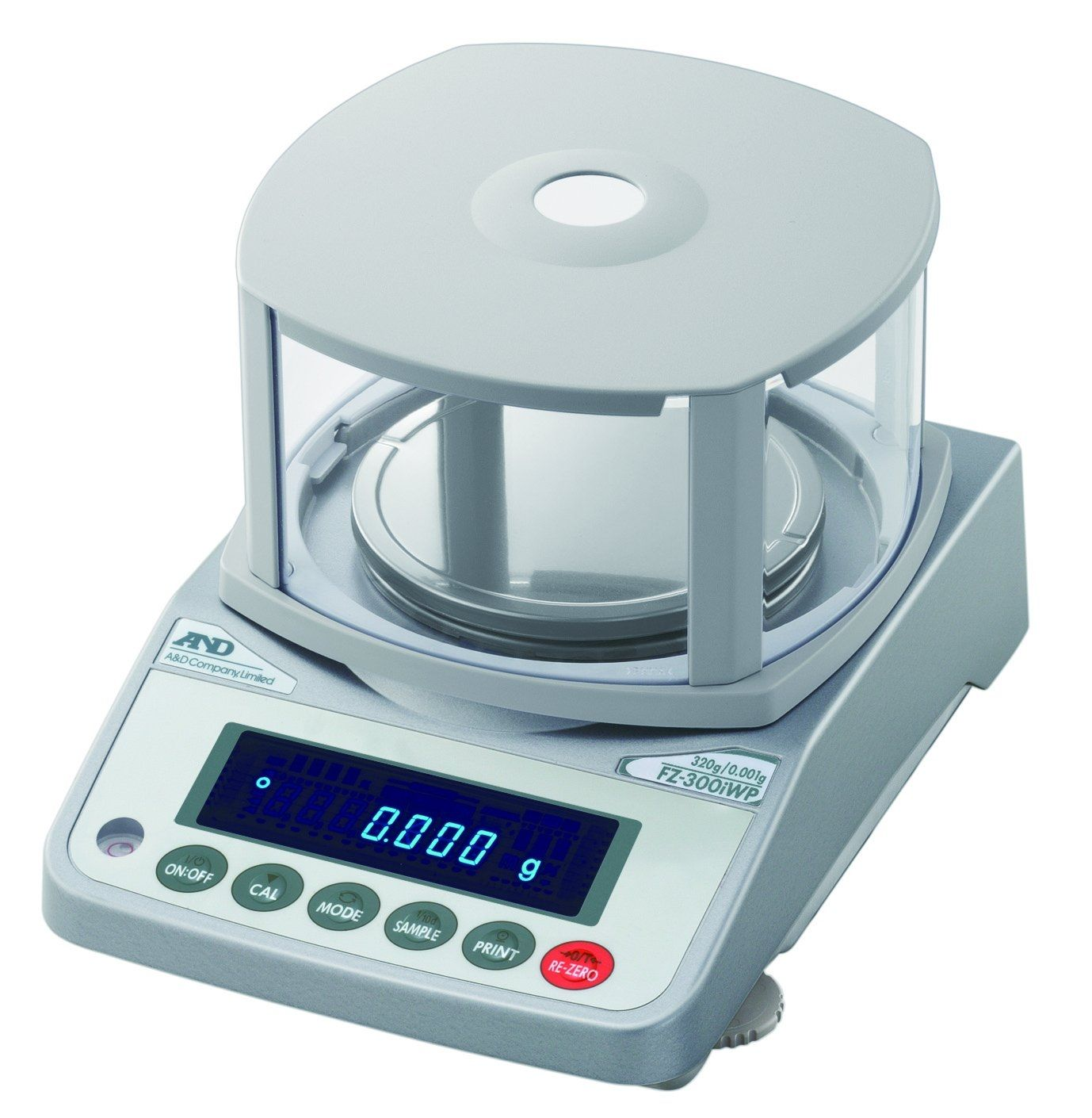 Precision Scale Precision Balance Compact With Led Display Full Ip65 Fz Iwp Fx Iwp Series A D Company Limited