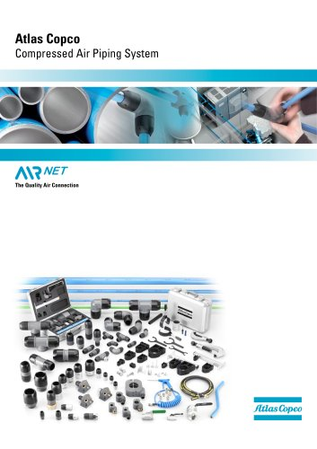 Atlas Copco Compressed Air Piping System - ATLAS Copco Compressors