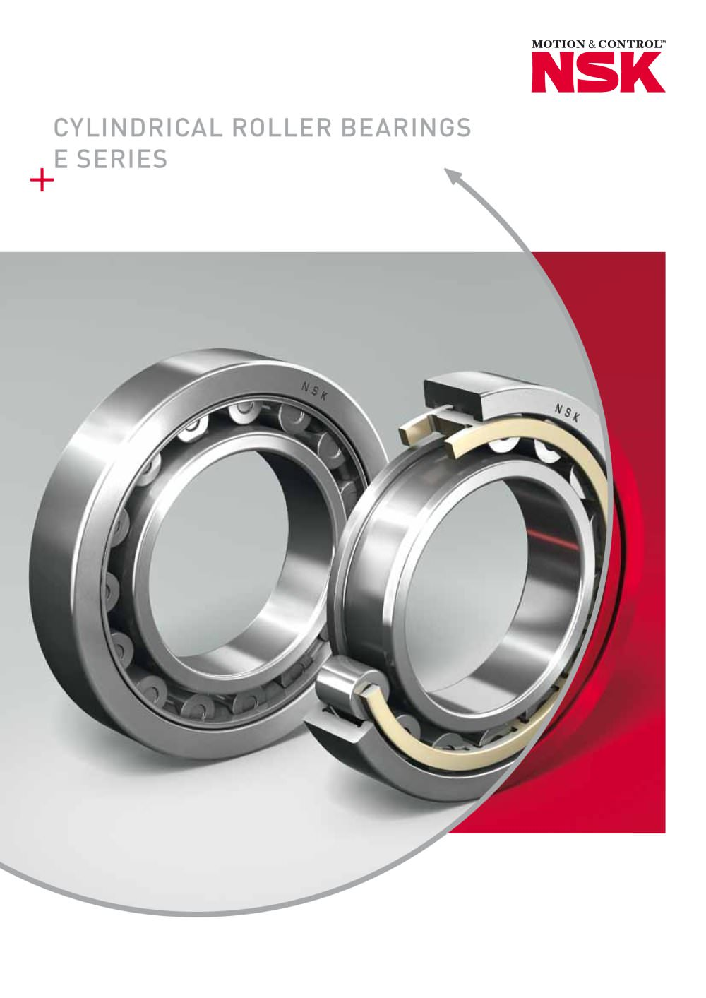 Ew Series Em Ew Series Cylindrical Roller Bearings Nsk Europe Ltd Pdf