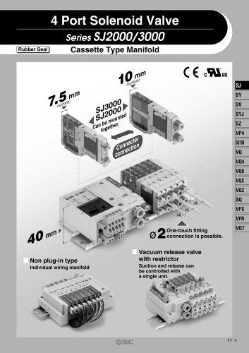 SJ - SMC PNEUMATIC - PDF Catalogs Technical Documentation Brochure