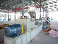 PVC pipe production line - 125~630 - jingda (China ...