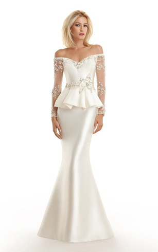 Formal Style Dresses for Large Bust, Big Chest Prom Gowns