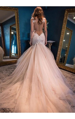 Sexy Bridal Dresses New Arrival Wedding Gowns - Dorris Wedding - pink wedding photo