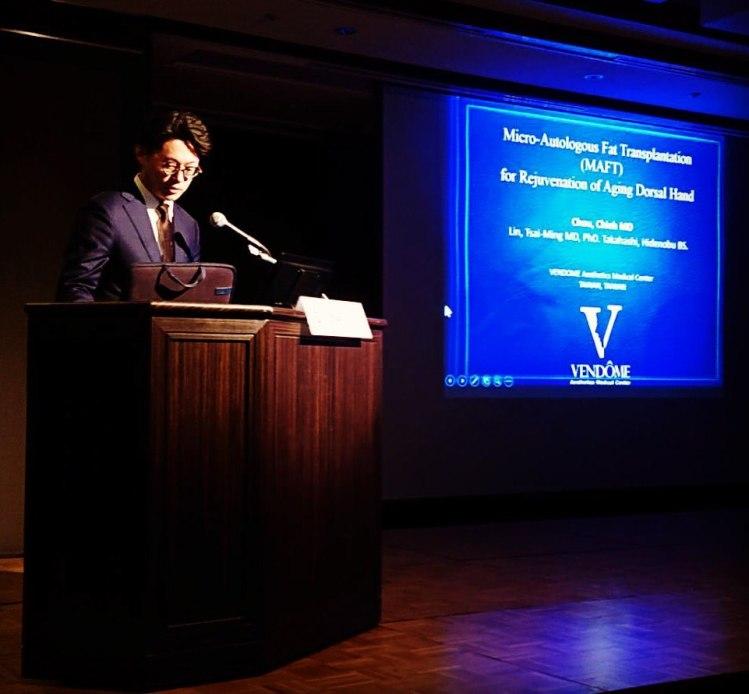 第41屆日本美容外科年會演講:脂肪移植未來發展之我見