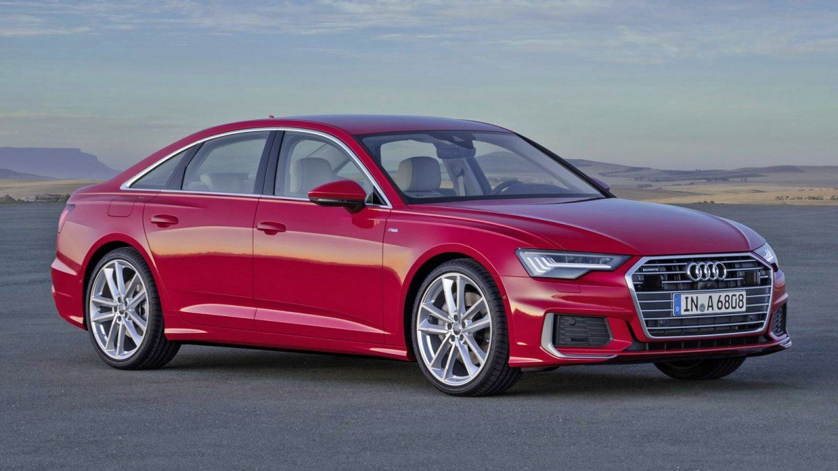 Garage Audi Tours New 2019 Audi A6 Revealed Mild Hybrid And High Tech All Over