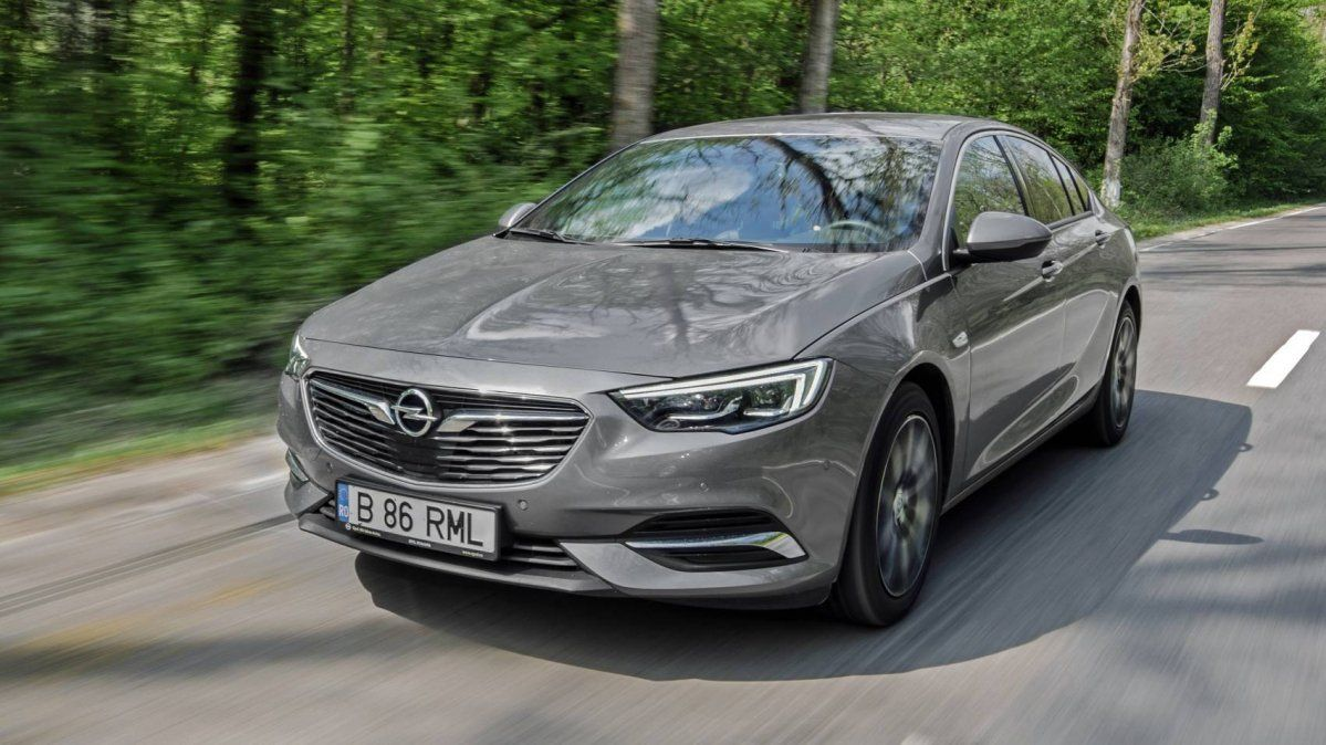 Vauxhall Insignia 2018 2018 Opel Insignia Grand Sport 2 Cdti Awd Dynamic Review The