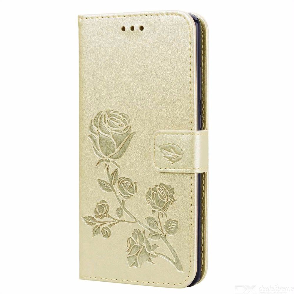 Klimaanlage Mobil Würfel Huawei Mate20 Special Rose Embossed Mobile Phone Leather Case With Purse Style