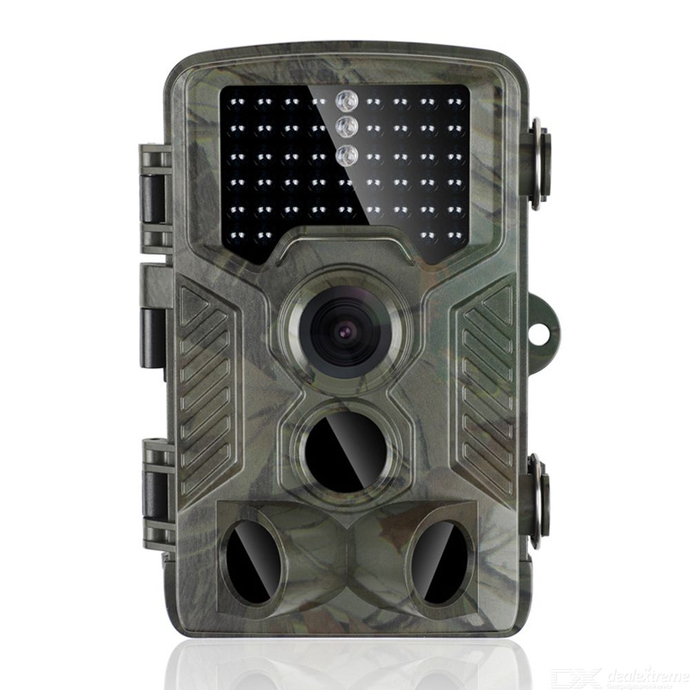 Infrared Hunting Trail Camera Professional Outdoor Mini Video Camera Ip56 Waterproof Thermal Vision Detector Wildlife Monitoring Free Shipping Dealextreme