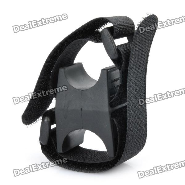 Zaklamp Houder Flashlight Universal Bracket Mount Holder With Velcro