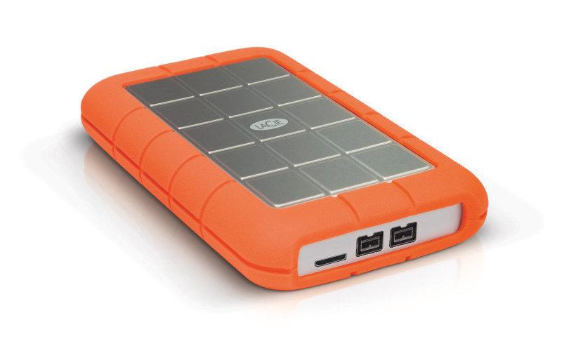Lacie Rugged Triple 1tb Firewire 800 Usb 30 Portable
