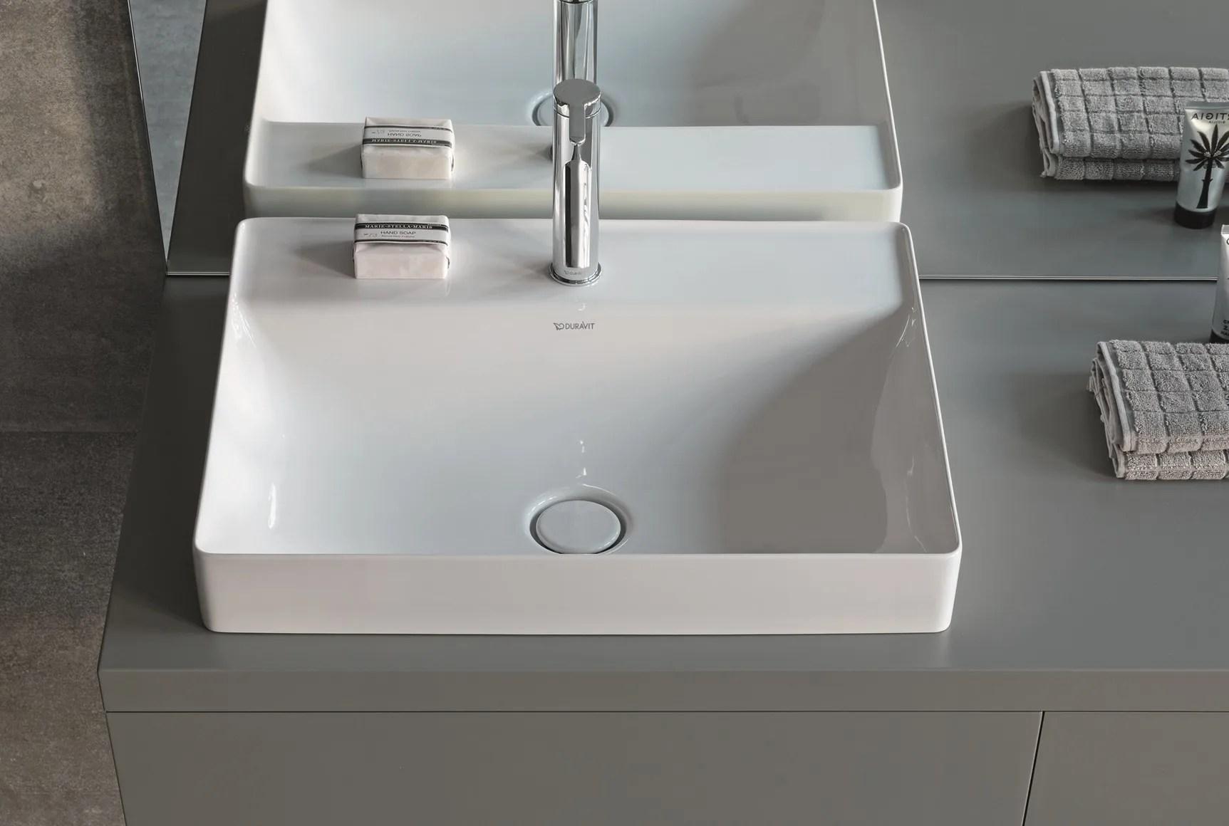 Waschtisch duravit vero badrumsspecialisten fyndhörna