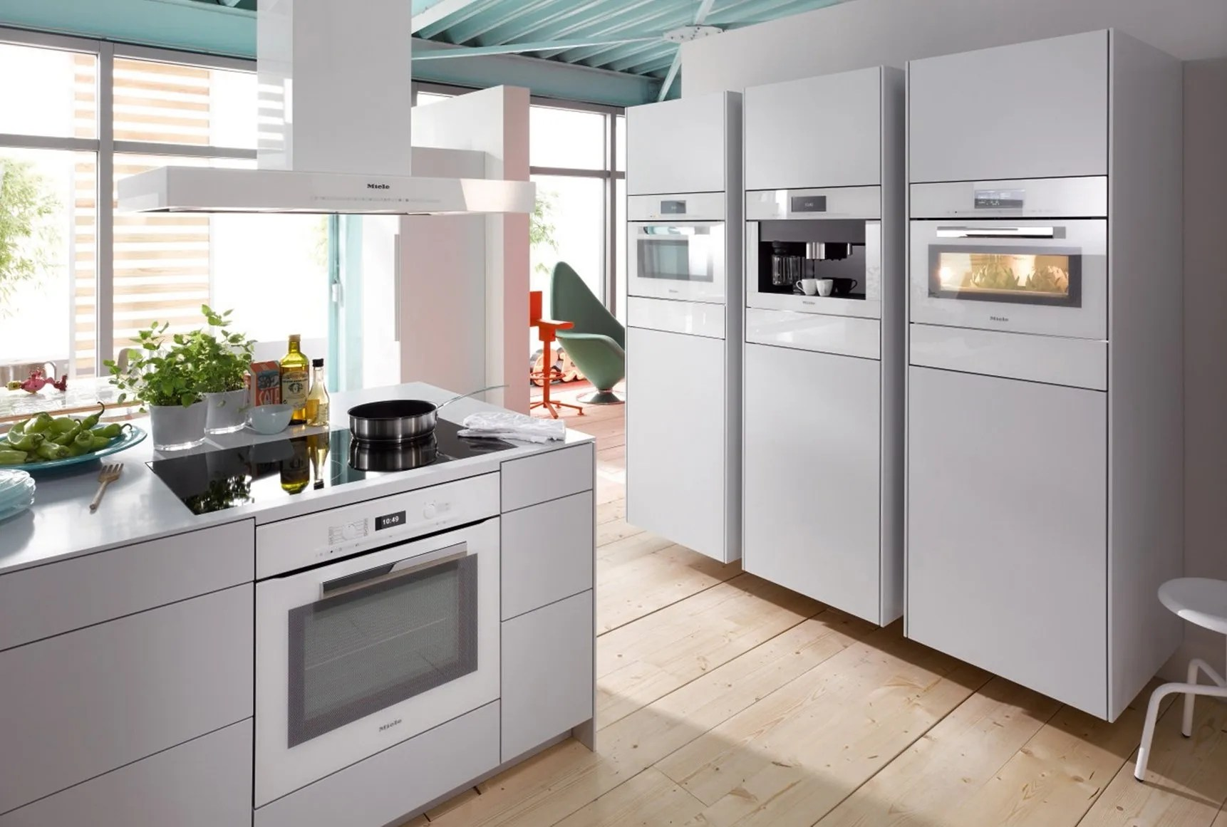 Miele Backofen In Ikea Küche Miele Presents New 39pureline 39 And 39contourline 39