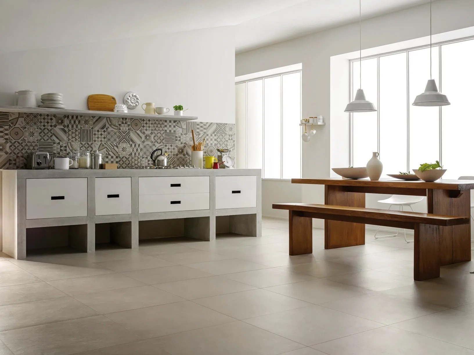 Marazzi Presents Block Collection Inspired By Resin - Piastrelle Marazzi Online