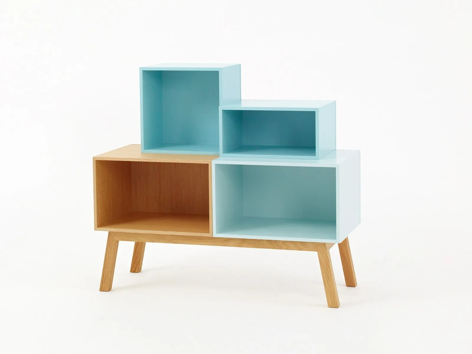 Modular Furniture Cubit Modular Furniture System With Endless Design