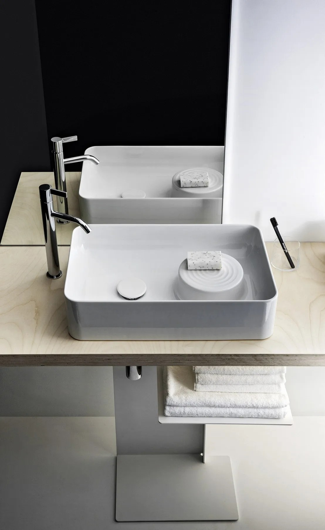 Lavabo Laufen Laufen For The First Time At Orgatec