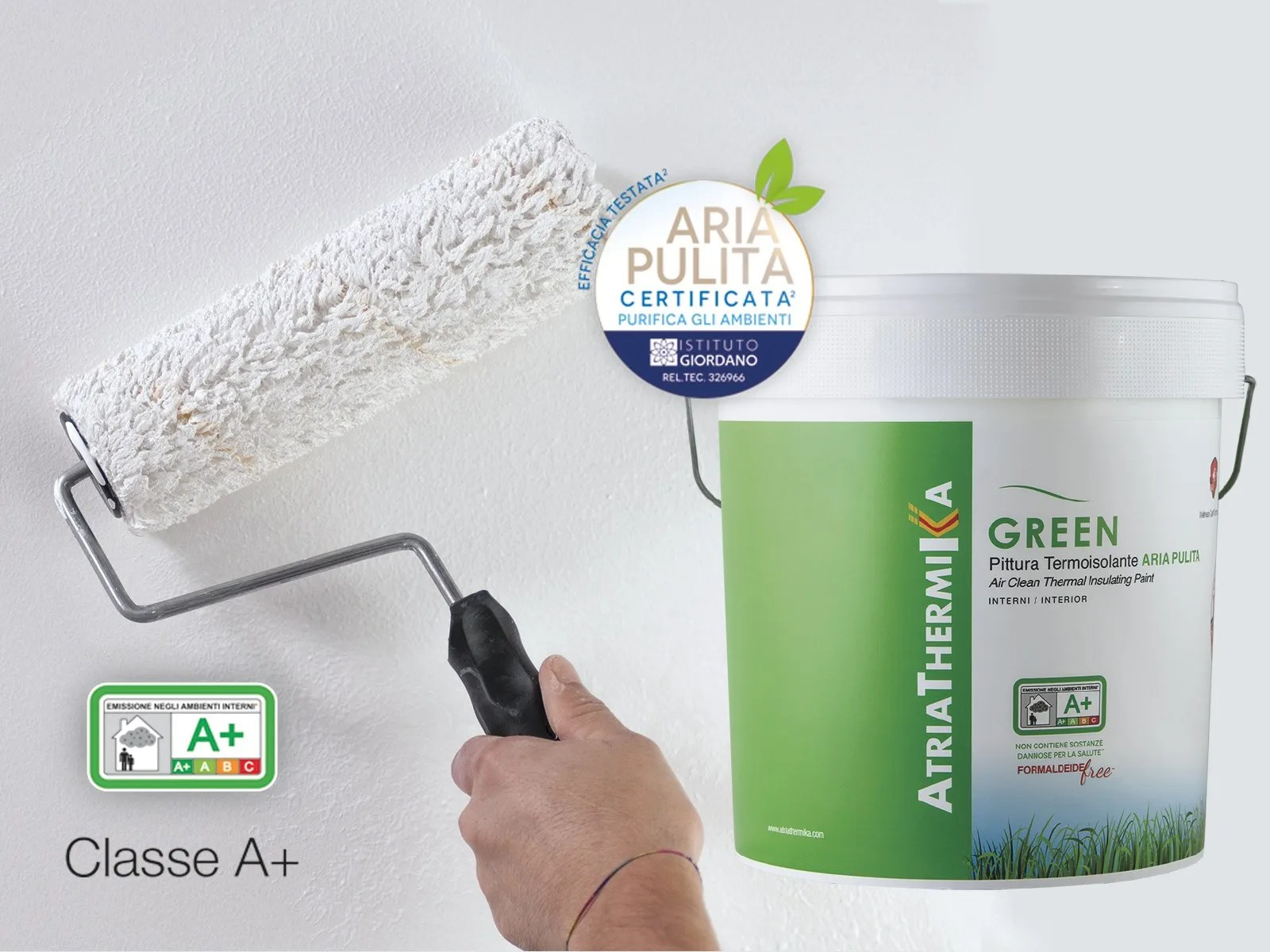 Pittura Termica Atria Paint Tradition And Innovation By Atria
