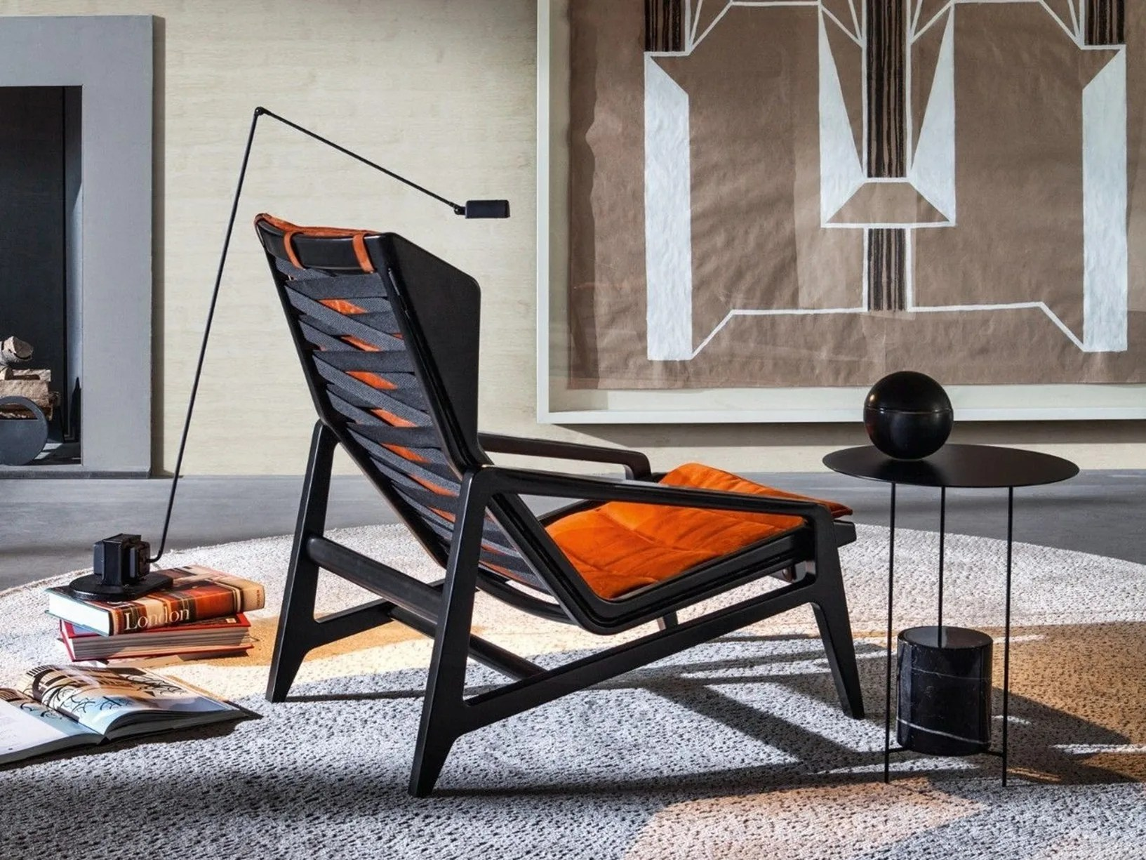 Molteni & C Sessel The Flagship Store Molteni C Dada Takes Part In The Paris
