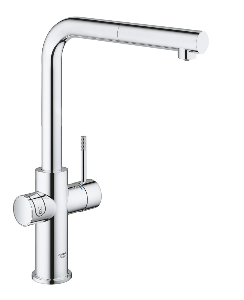 Kitchen Mixer Tap Blue Home 31539000 Kitchen Mixer Tap