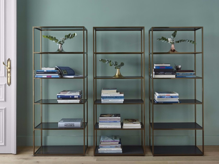 Open Double Sided Bookcase Dita By Ligne Roset Design