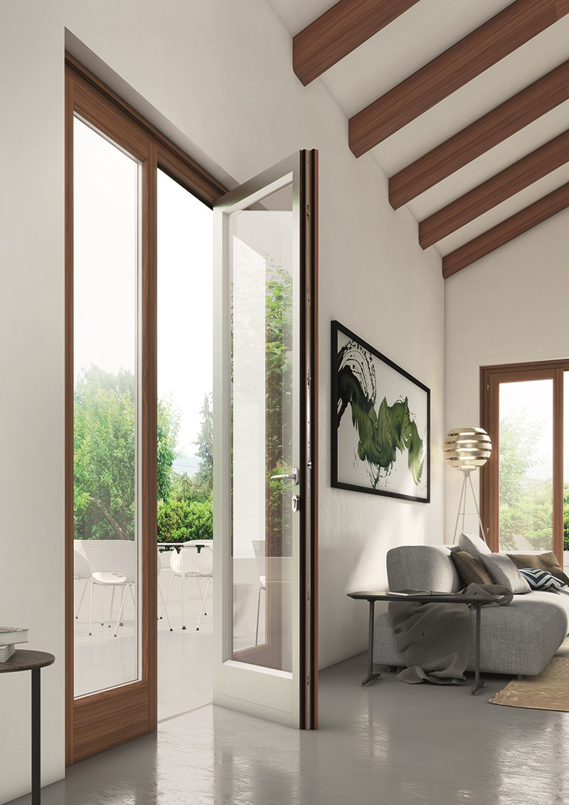 Patio In Legno Eterna Patio Door Eterna Collection By Bg Legno